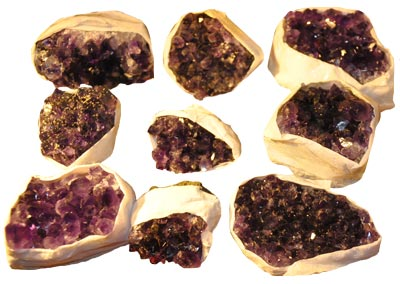 Натуральные камни, минералы