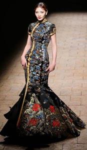 древняя китайская одежда 2