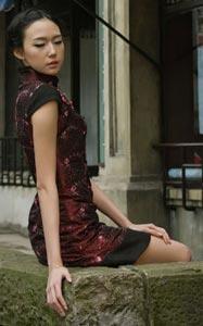 национальные китайские платья
