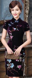 национальные китайские платья 2