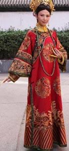 китайская одежда 2
