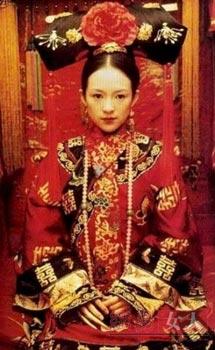 китайская одежда 3