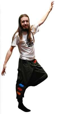 штаны шаровары 7