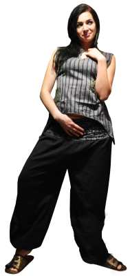 штаны алладины 3