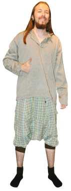 штаны шаровары 1