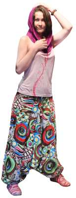 штаны алладины 5