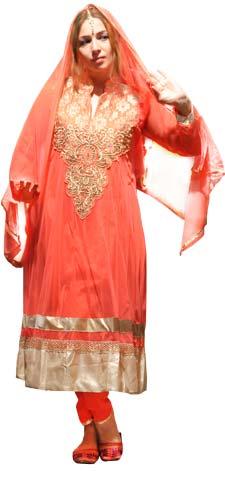 индийская одежда 16