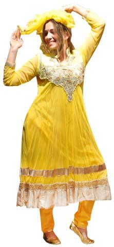 индийская одежда 17