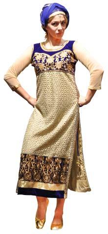 индийская одежда 11