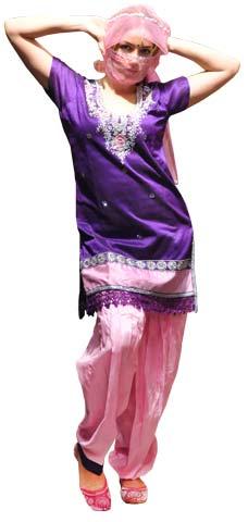 индийская одежда 12