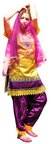 индийская одежда 13
