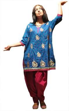 индийская одежда 22