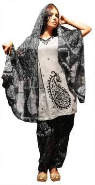 индийская одежда 23