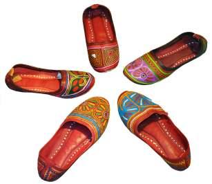 индийская обувь 22